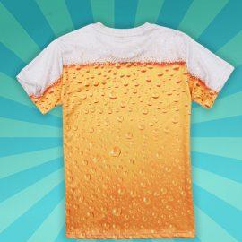 Bier shirt – grappig teamshirt