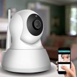 Home Security Wi-Fi Camera Wi-Fi 720 P Nachtzicht