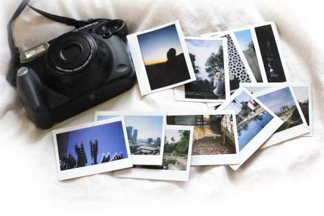 polaroid fotopapier 40 vellen Instax Mini Fujifilm Film