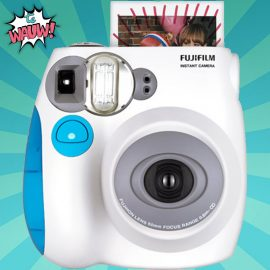 Polaroid camera Fujifilm Instax Mini 7s