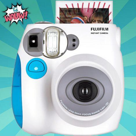 Polaroid camera Fujifilm Instax Mini 7s