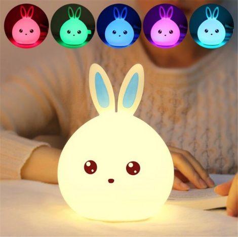 baby lamp LED konijn of kat baby of kind