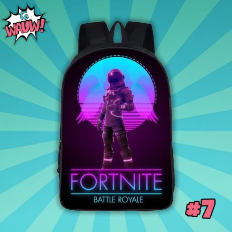 Fortnite rugtas – school rugtas