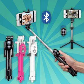 Selfie Stick met Bluetooth