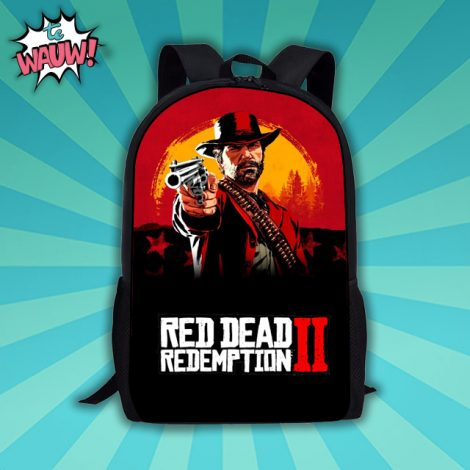 Red Dead Redemption 2 rugtas