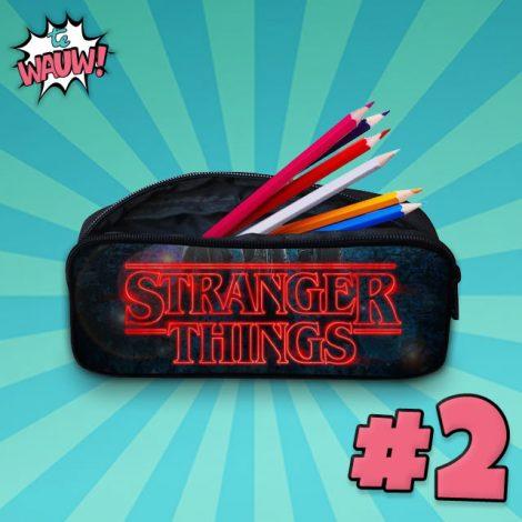 Stranger things etui – school etui