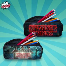 Stranger things etui – school etui
