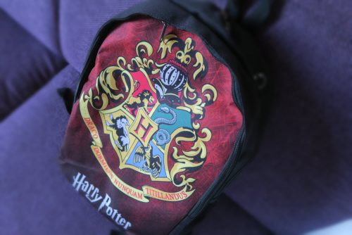 Harry Potter - school rugtas photo review
