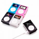 mp3 speler met display